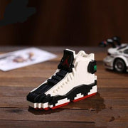 "Air Jordan XIII ""He Got Game"" Sneaker LEGO - 3D Kicks Tech"
