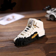 "Air Jordan XII ""Taxi"" Sneaker LEGO - 3D Kicks Tech"