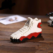 "Air Jordan XII ""OG Chicago"" Sneaker LEGO - 3D Kicks Tech"