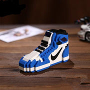 "AJ1 ""Game Royal"" Sneaker LEGO - 3D Kicks Tech"