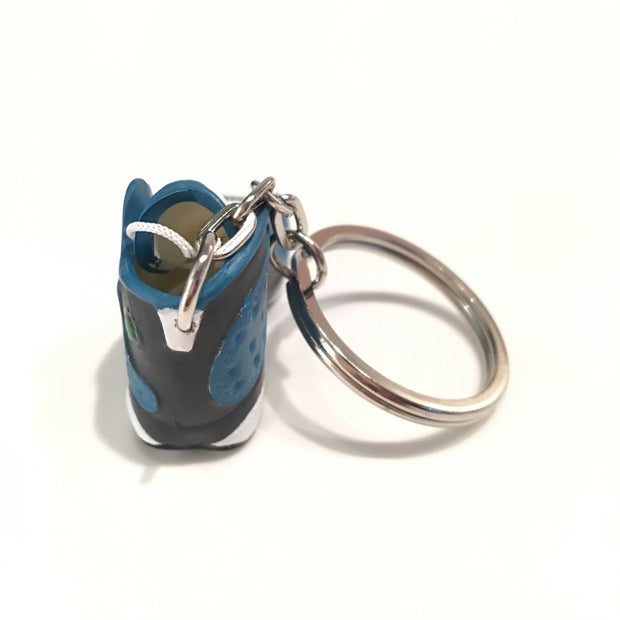 Air Jordan 13 Flint 3D Keychain - 3D Kicks Tech