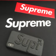 Supreme x LV inspired iPhone Case