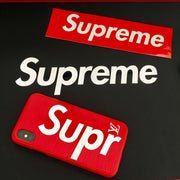 Supreme x LV inspired iPhone Case - 3D Kicks Tech