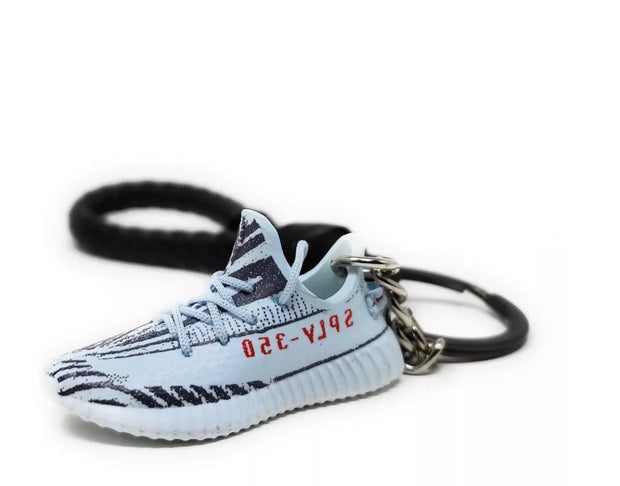 YZY Boost 350 V2 Blue Tint 3D Keychain - 3D Kicks Tech