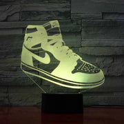 3D Sneaker LED AJ 1 High OG