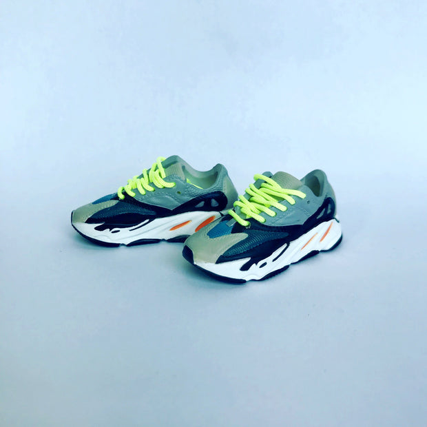 YZY Boost 700 Waverunner 3D Keychain - 3D Kicks Tech