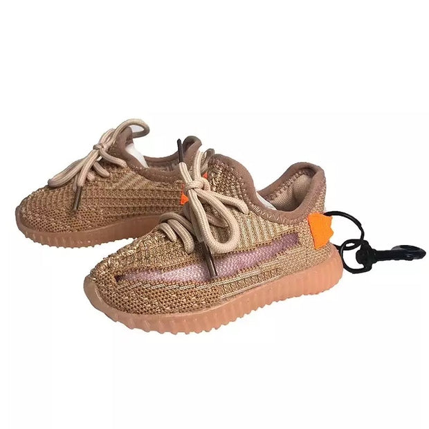 Yeezy 350 V2 Clay Sneaker Bag Charm - 3D Kicks Tech