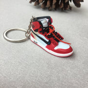 3D Kicks Sneaker Keychains - 3D Kicks Tech