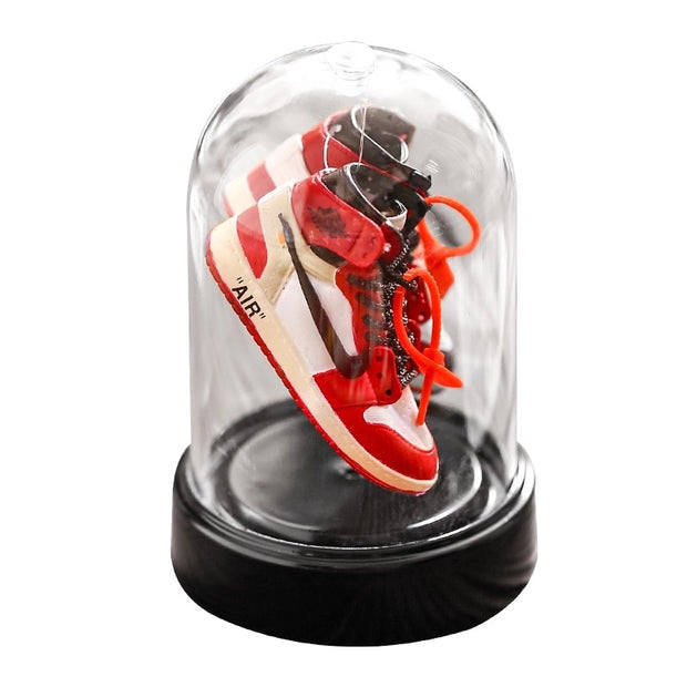 3D Kicks Sneaker Capsule Display - 3D Kicks Tech