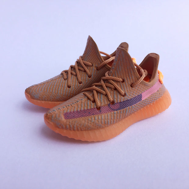 YZY Boost 350 V2 Clay 3D Keychain - 3D Kicks Tech