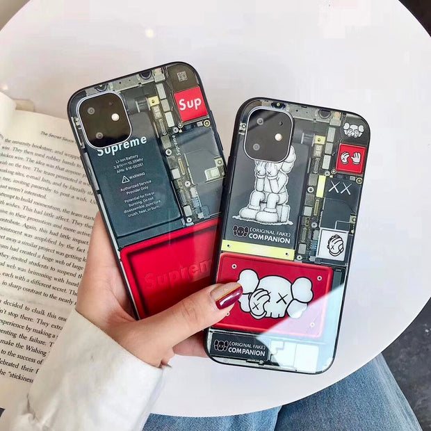 Hypebeast 3D Kicks iPhone Case - 3D Kicks Tech