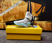 Air MAG Back to the Future 3D Keychain - 3D Kicks Tech