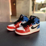 AJ1 Fearless 3D Keychain - 3D Kicks Tech