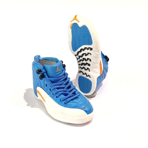 Air Jordan 12 Melo PE 3D Keychain - 3D Kicks Tech