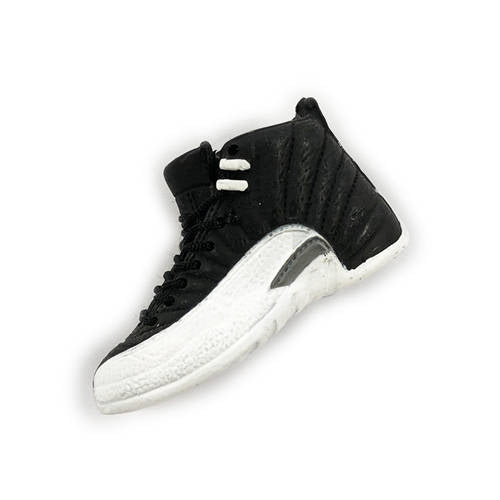 Air Jordan 12 Playoff 3D Keychain - 3D Kicks Tech
