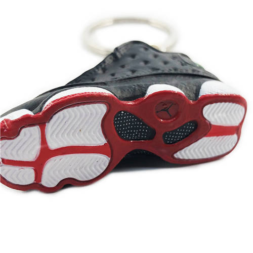 Air Jordan 13 Playoff 3D Keychain