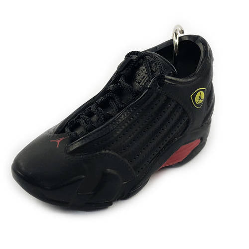 Air Jordan 14 Last Shot 3D Keychain - 3D Kicks Tech