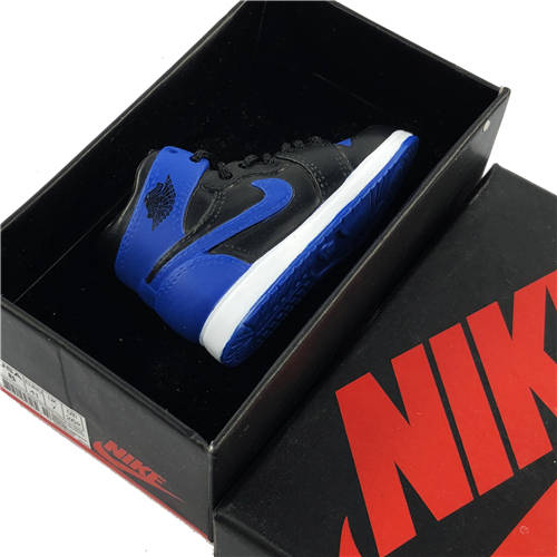 Air Jordan 1 Royal 3D Keychain - 3D Kicks Tech