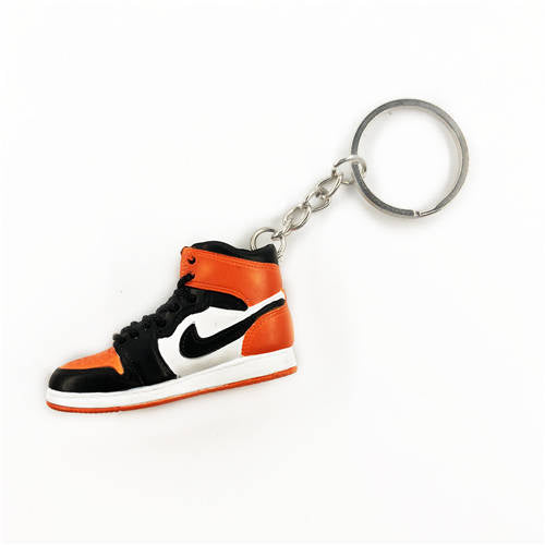 AJ1 Shattered Backboard 3D Keychain - 3D Kicks Tech