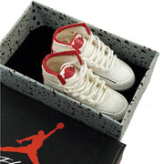 Air Jordan 2 3D Keychain - 3D Kicks Tech