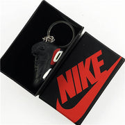 Air Jordan 6 Infrared 3D Keychain - 3D Kicks Tech