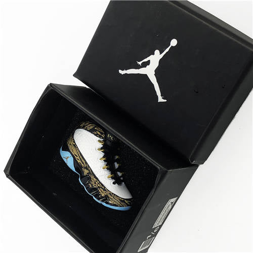Air Jordan 9 Doernbecher 3D Keychain - 3D Kicks Tech