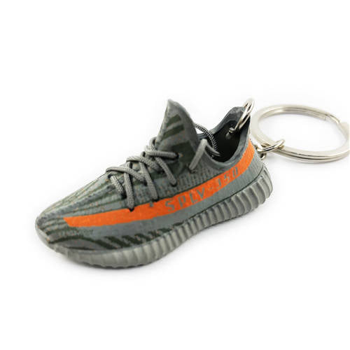 fe93f982b50 Frequently Bought Together. This item  ADIDAS YEEZY BOOST 350 V2 BELUGA 3D  KEYCHAIN