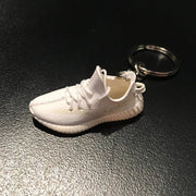 YZY Boost 350 V2 Cream 3D Keychain - 3D Kicks Tech