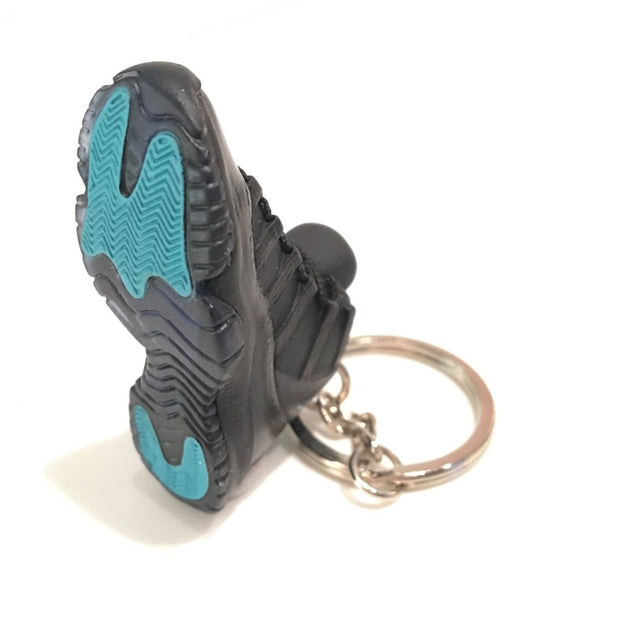 Air Jordan 11 Gamma Blue 3D Keychain - 3D Kicks Tech