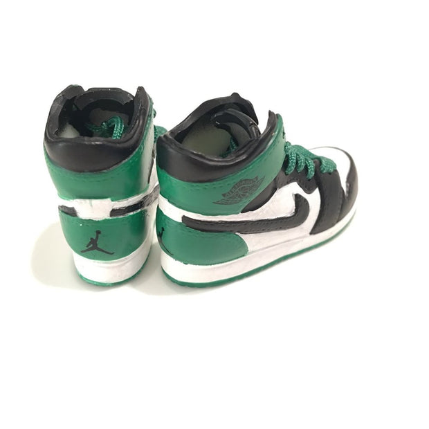 Air Jordan 1 Defining Moments Celtics (DMP)3D Keychain - 3D Kicks Tech