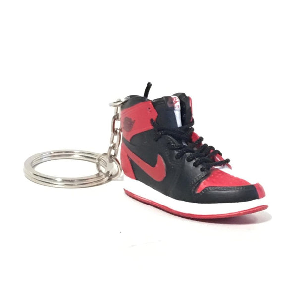 0c77b8a65a1 Air Jordan 1 Homage to Home 3D Keychain - 3D Kicks Tech
