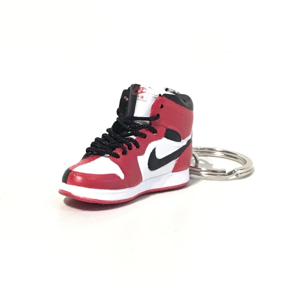 af80c722334 Air Jordan 1 Homage to Home 3D Keychain – 3D Kicks Tech