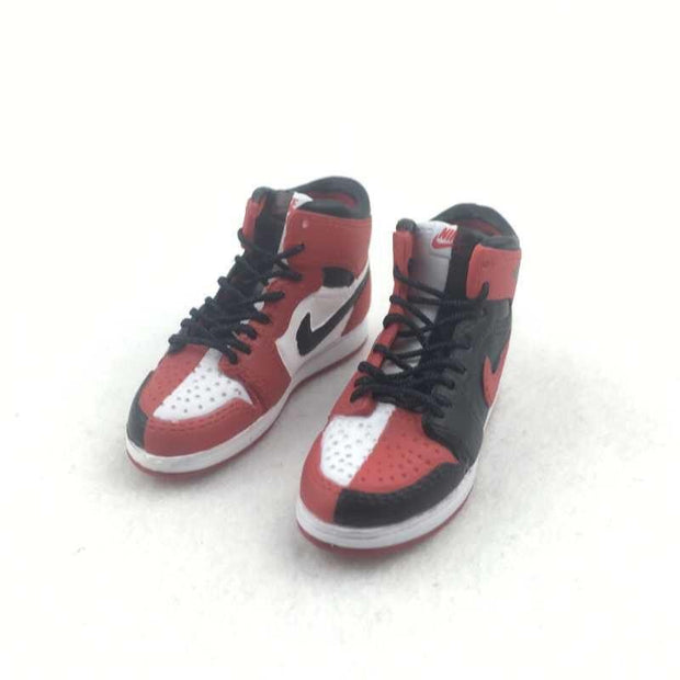 Air Jordan 1 Homage to Home 3D Keychain - 3D Kicks Tech