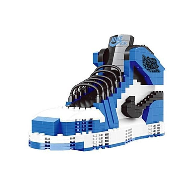 Air Jordan 1  LEGO Puzzle - 3D Kicks Tech