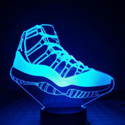 3D Sneaker LED Air Jordan 11 OG