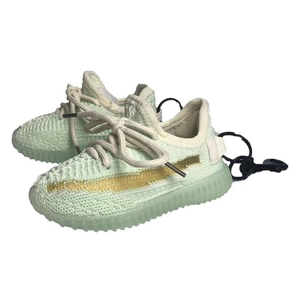 "YZY 350 V2 ""Hyperspace"" Sneaker Bag Charm - 3D Kicks Tech"