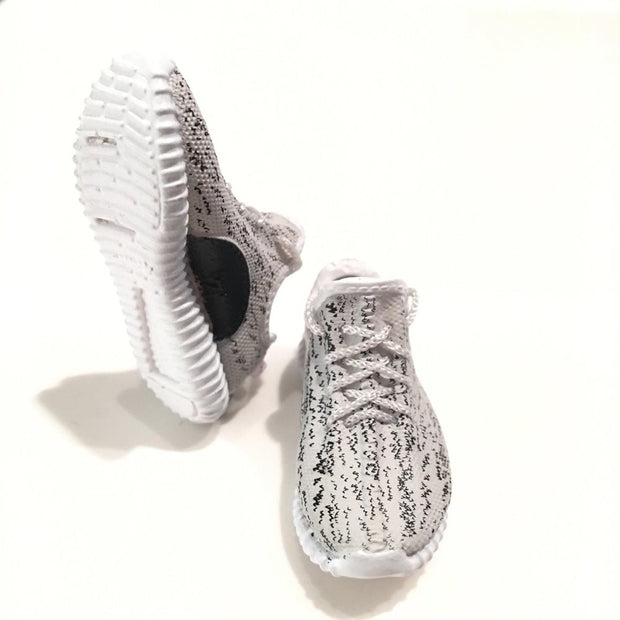 YZY Boost 350 V1 Turtle Dove 3D Keychain - 3D Kicks Tech