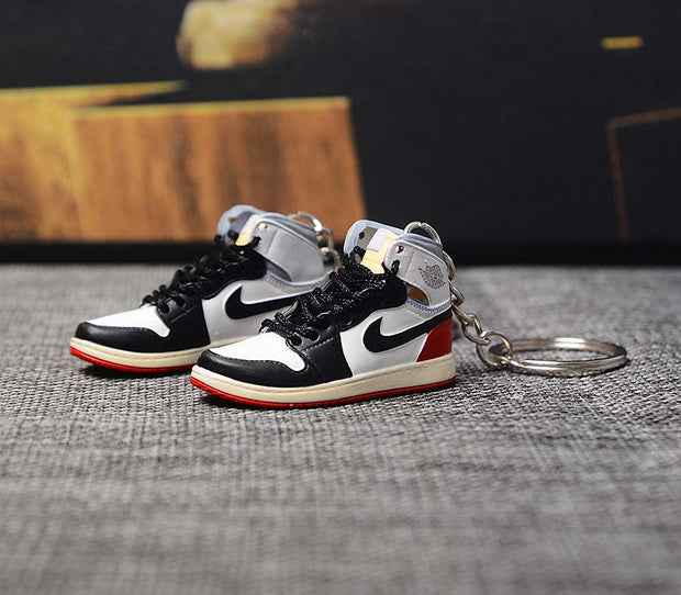 AJ1 Union Chicago 3D Keychain