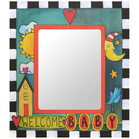 Picture Frame-Hello Little Person