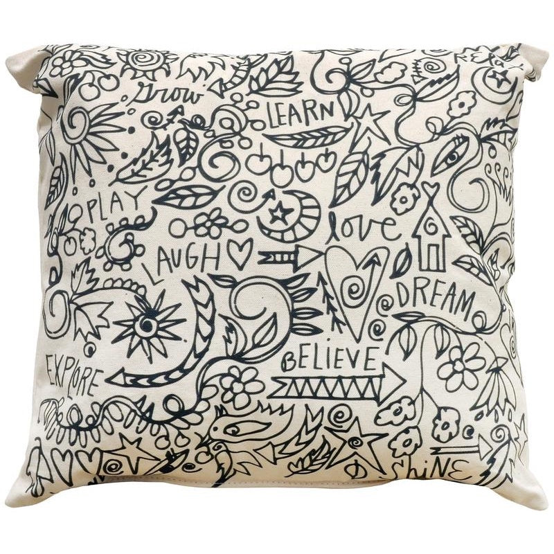 Inspirations Pillow