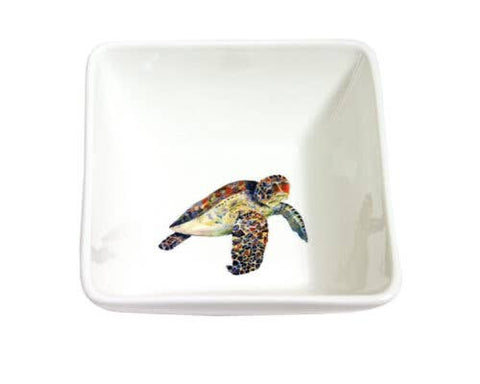 Square Bowl-Undercover Turtle