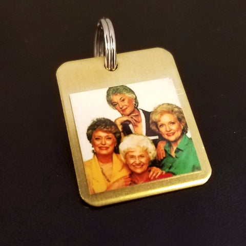 Keyring-Golden Girls