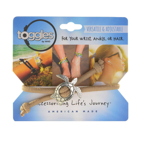 Toggle Bracelet-Sea Turtle