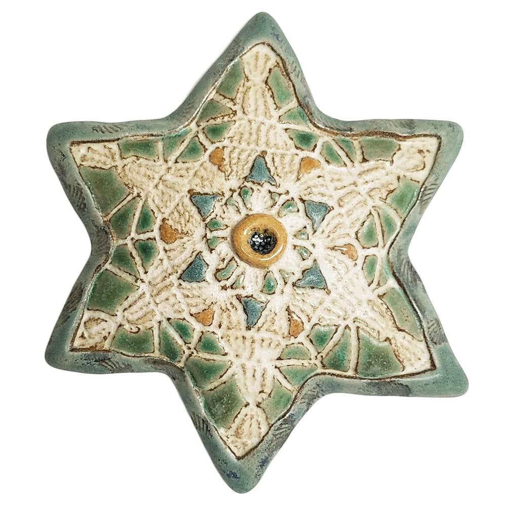 Ceramic Star of David
