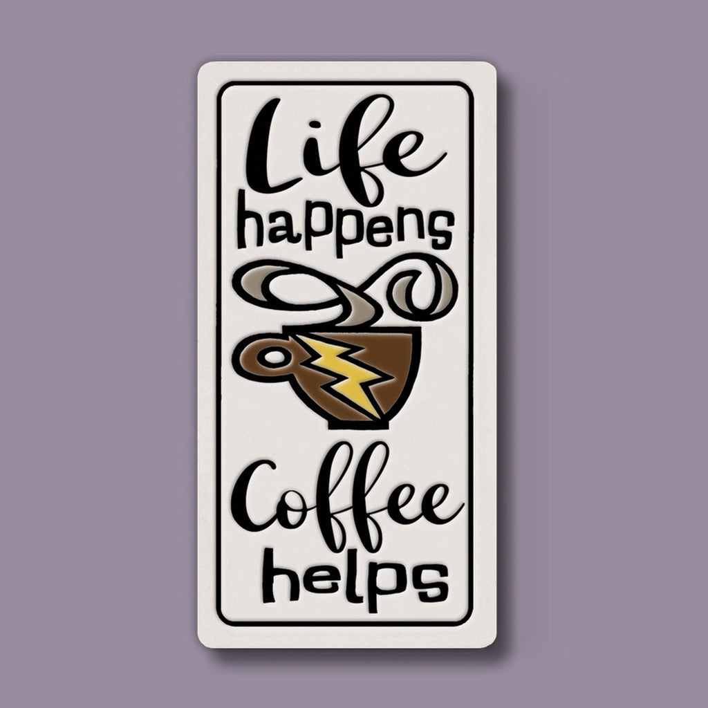 Magnet-Coffee Helps