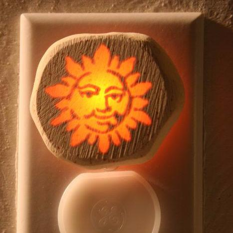 Glow Nightlight-Sun