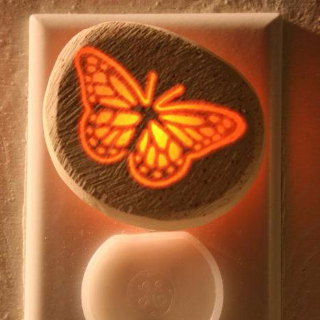 Glow Nightlight-Butterfly