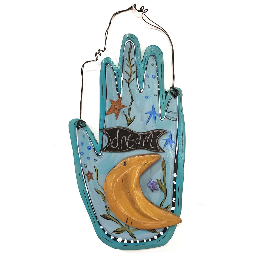 Spirit Hand Wall Hanging-Dream