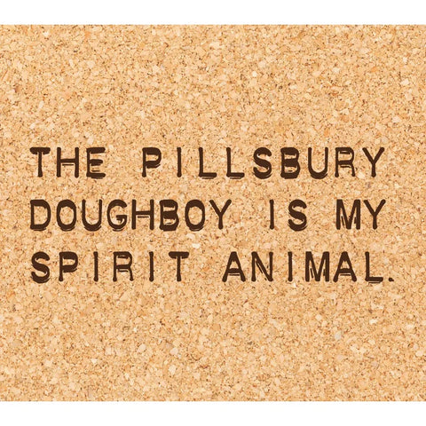Pillsbury Doughboy Coaster