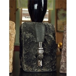 Beverage Dispenser-Black Granite